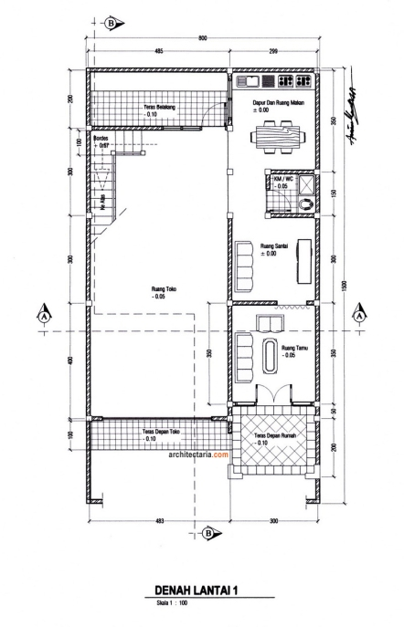 46b86-denah-rumah-dan-ruang-usaha-ruko