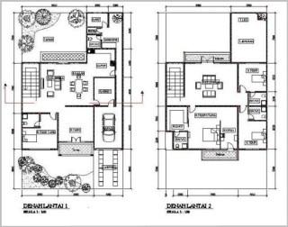 Desain Denah Rumah Mewah, Desain Arsitek Rumah, Jasa Bangun Renovasi Rumah, Jasa Renovasi Rumah, Jasa Bangun Rumsh, Desain Interior Rumah, Desain Rumah Murah,