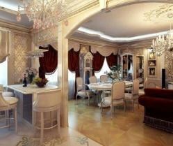 9 Gambar Desain Interior Rumah Mewah