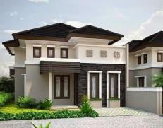 Desain Rumah Mewah dan Arsitektur Bangunan